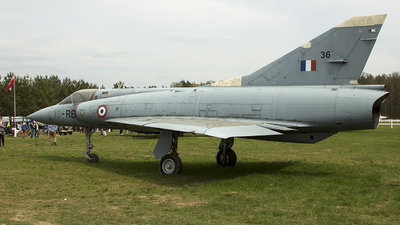 36 - Dassault Mirage 3C - France - Air Force