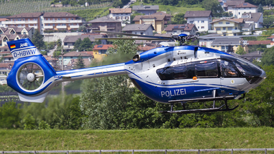 D-HBWW - Airbus Helicopters H145 - Germany - Police
