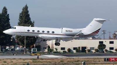 N415QS - Gulfstream G450 - NetJets Aviation