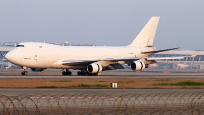 N445MC - Boeing 747-4B5ERF - Atlas Air