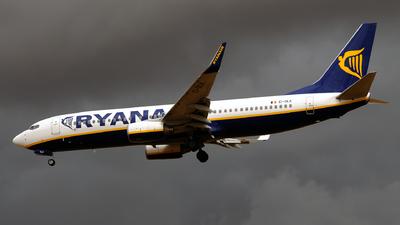 A picture of EIDLK - Boeing 7378AS - Ryanair - © Rafael Alvarez Cacho