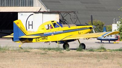 EC-HMZ - Air Tractor AT-802 - Trabajos Aéreos Martínez Ridao