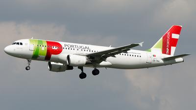 CS-TNJ - Airbus A320-214 - TAP Portugal