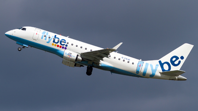 G-FBJC - Embraer 170-200STD - Flybe
