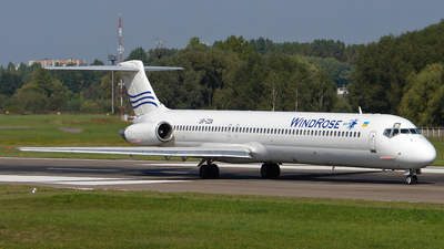 UR-CDA - McDonnell Douglas MD-82 - Windrose Air