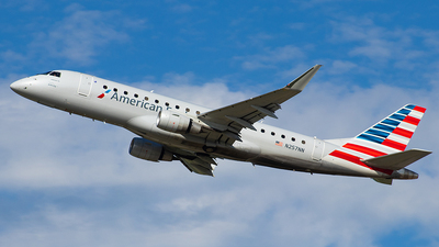 N257NN - Embraer 170-200LR - American Eagle (Envoy Air)