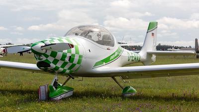 D-EAVZ - Aquila A210 - Private