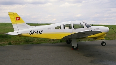 OK-LIA - Piper PA-28R-201T Turbo Cherokee Arrow III - Aviation Club