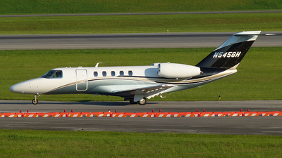 N545GH - Cessna 525 Citationjet CJ4 - Private