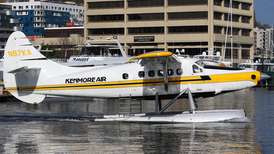 N87KA - De Havilland Canada DHC-3T Vazar Turbine Otter - Kenmore Air