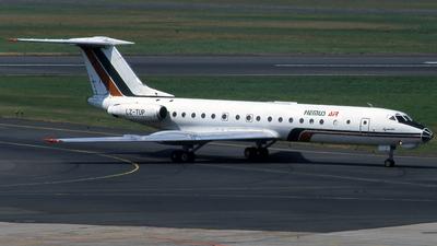 LZ-TUP - Tupolev Tu-134A - Hemus Air