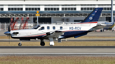 HS-RCV - Socata TBM-850 - Private