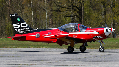 ST-02 - SIAI-Marchetti SF260M+ - Belgium - Air Force