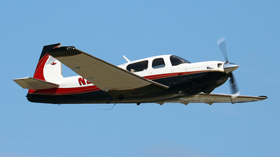 N252MZ - Mooney M20K - Private