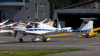 D-EMET - Diamond DV-20 Katana - AeroClub Bodensee