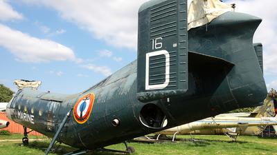 D-16 - Piasecki H-21C Shawnee - France - Navy