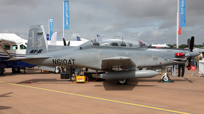 N610AT - Raytheon AT-6B Texan II - Raytheon Aircraft