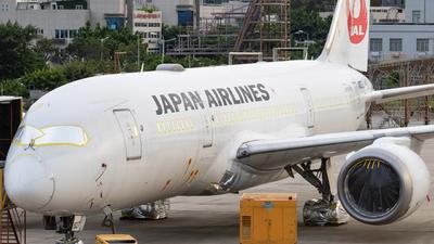 JA827J - Boeing 787-8 Dreamliner - Japan Airlines (JAL)