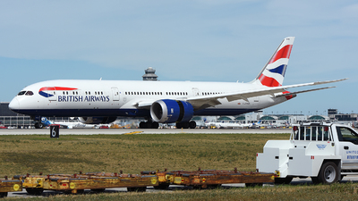 G-ZBKR - Boeing 787-9 Dreamliner - British Airways