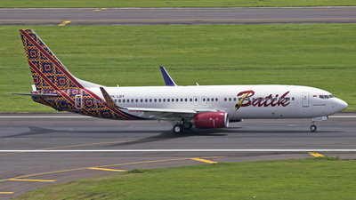 PK-OCU | McDonnell Douglas MD-82 | Airfast Indonesia | JetPhotos