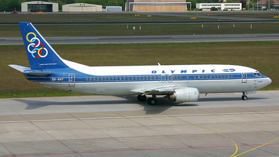 SX-BKF - Boeing 737-484 - Olympic Airlines