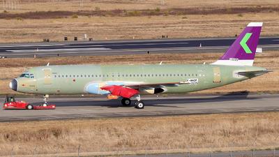 A picture of FWWDP - Airbus A320 - Airbus - © Alberto Cucini