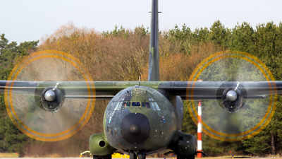 50-61 - Transall C-160D - Germany - Air Force