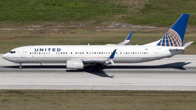 N73445 - Boeing 737-924ER - United Airlines