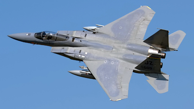 78-0509 - McDonnell Douglas F-15C Eagle - United States - US Air Force (USAF)