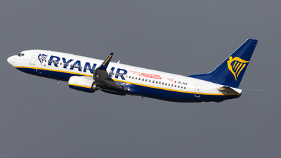 9H-QCN - Boeing 737-8AS - Malta Air (Ryanair)