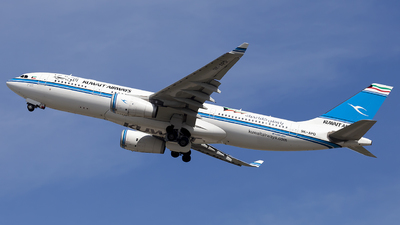 9K-APD - Airbus A330-243 - Kuwait Airways
