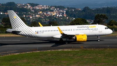 A picture of ECNCF - Airbus A320271N - Vueling - © Eduardo Seijo