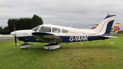 A picture of GYANK - Piper PA28181 - [288090163] - © Ian Johnson