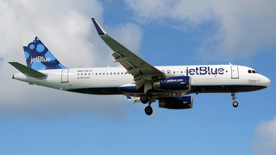 N827JB - Airbus A320-232 - jetBlue Airways