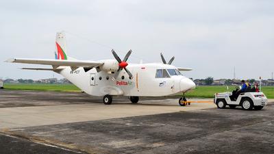 PK-PCT - CASA C-212-200 Aviocar - Pelita Air