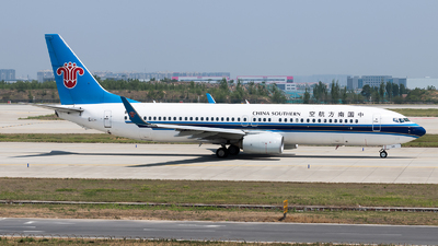 B-1918 - Boeing 737-81B - China Southern Airlines