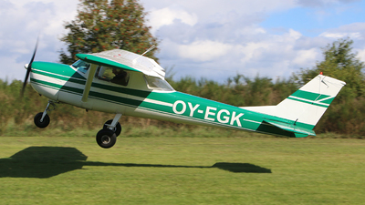 OY-EGK - Reims-Cessna F150G - Private