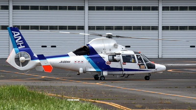 JA66NH - Airbus Helicopters AS365 N3+ Dauphin - All Nippon Helicopter