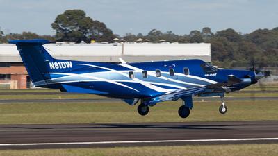 N81DW - Pilatus PC-12 NGX - Private