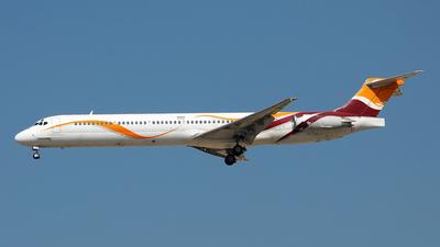 EP-LCL - McDonnell Douglas MD-82 - Kish Air