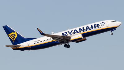 A picture of EIGXN - Boeing 7378AS - Ryanair - © Rui Sequeira