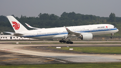 A picture of B307A - Airbus A350941 - Air China - © Jack Green
