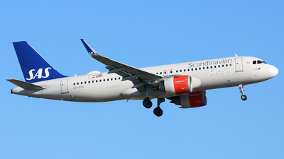 A picture of LNRGN - Airbus A320251N - SAS - © Bluerick - Ricardo Capa
