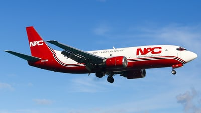 N360WA - Boeing 737-301(SF) - Northern Air Cargo (NAC)