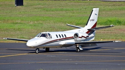LV-GUJ - Cessna 501 Citation SP - Private