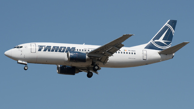 A picture of YRBGD - Boeing 73738J - Tarom - © Gianluca Mantellini