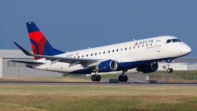 N281SY - Embraer 170-200LR - Delta Connection (SkyWest Airlines)