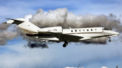 XA-TVA - Cessna 750 Citation X - Private