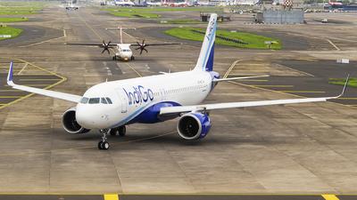 VT-IST - Airbus A320-251N - IndiGo Airlines