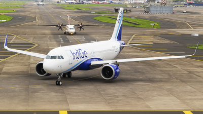 A picture of VTIST - Airbus A320251N - IndiGo - © Akshay M